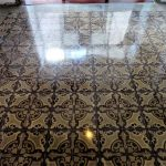 cristalizado de mosaico hidraulico